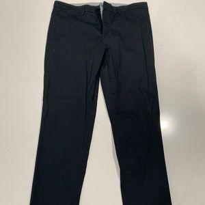 Express Men's Black Pants